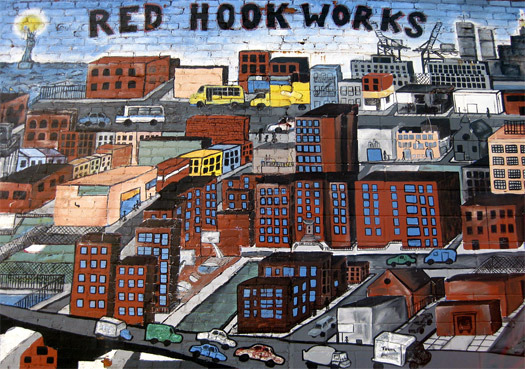 After Sandy: Surviving and Thriving in Red Hook NYC