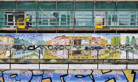 Urban renaissance, or displacement?