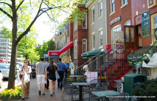 Historic Preservation's Role in Urban Vitality