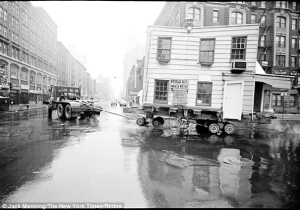 Margaret-Wise-Brown-House-121-Charles-Street-Move-from-York-Avenue-Vintage-Photo-14th-Street-NYC