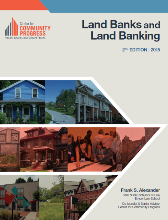 Land Banks and Land Banking Cover(1)